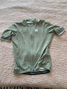Giordana Wool Green Jersey size L - New