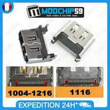 Connecteur socket  port HDMI PS4 Prise 19 pin pour 1004 1216 1116 pr réparation