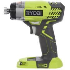 NEW RYOBI 18 V 18 VOLT LITHIUM CORDLESS IMPACT DRIVER GUN BARE TOOL P236 / P236A