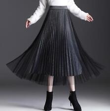 2021 women Folds long dress  slim lady's OL dresses