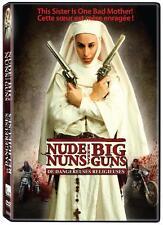 Nude Nuns With Big Guns (DVD) NEW