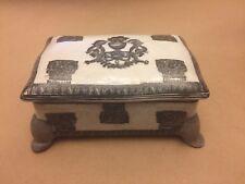 United Wilson 1897 Porcelain Box Uw 1897