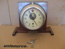 New listing Vintage Vostok Russian Submarine Clock