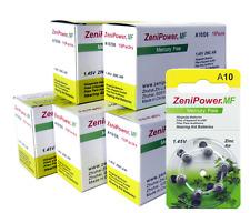 Zenipower Hearing Aid Batteries Size 10 Super Fresh Expire 2019 (300 Pack)