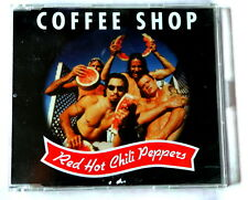 Red Hot Chili Peppers Coffe Shop rare cd single 1995 Flea Funky Metal no lp