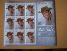 GRENADA,2002, ELVIS,M/SHEET OF 9 STAMPS,U/MINT.CAT £15..EXCELLENT.