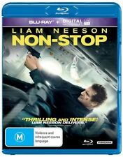 Non-Stop (Blu-ray, 2014) NEW UNSEALED