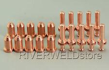 8-7515 Plasma Tip & 9-8402 Plasma Electrode Thermal Dynamics PCH-102 Torch,20PK