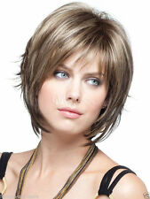 Mouse over image to zoom Fashion wig New sexy Women's short Brown Blonde Natura