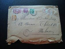 FRANCE - enveloppe 1934 (B5) french