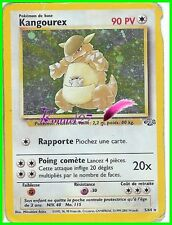 "Carte Pokemon "" KANGOUREX ""  Série JUNGLE PV 90 5/64 RARE HOLO VF"