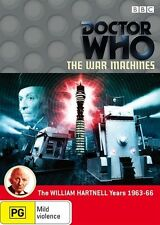 Doctor Who: The War Machines - Michael Ferguson NEW R4 DVD