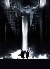 "The Matrix 1 2 3 MOVIE Fabric poster 32"" x 24"" Decor 06"