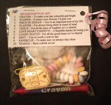 Sister Survival Kit Gift For Sister Birthday Gift Novelty Christmas gift xmas