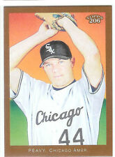 2009 Topps T-206 Bronze #193 Jake Peavy Chicago White Sox