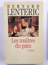 LES MAITRES DU PAIN 1993 BERNARD LENTERIC GLM