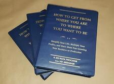 Jay Abram 6-week Course on How To Get From Where You Are To Where You Want To Be