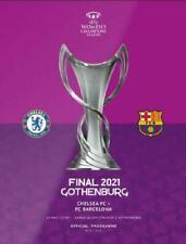 More details for 2021 chelsea v barcelona - womens champions league final