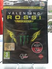 Valentino Rossi The Game Ita Pc Dvd Rom NUOVO SIGILLATO