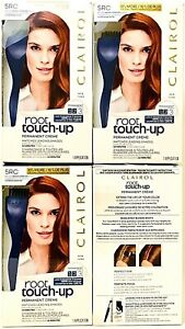 4 Ct Clairol Root Touch Up 5RC Matches Medium Copper Red Shades Permanent Creme