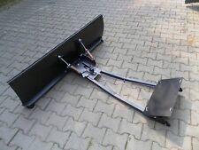 Schneeschild Schneepflug 150cm Kawasaki Bayou KLF KSF Quad ATV Schneeräumschild