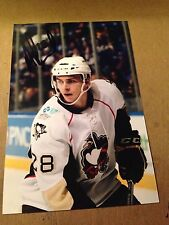 Adam Payerl SIGNED 4x6 photo WILKES BARRE SCRANTON PENGUINS WBS PITTSBURGH
