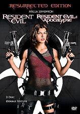 Resident Evil / Resident Evil: Apocalyps DVD