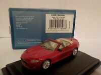 Model Car, Jaguar XK, Red,  1/76 New