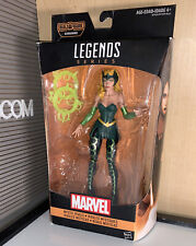 Opened ENCHANTRESS FIGURE Marvel Legends Mystic Rivals Dormammu WAVE BAF