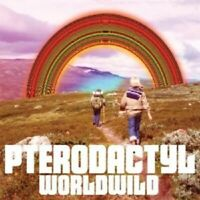 Pterodactyl - Worldwild  CD 12 Tracks Alternative/Metal/Hardrock/Rock New