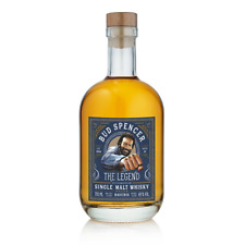 Bud Spencer – The Legend Rauchig St. Kilian Whisky peated 0,7 L 49%vol. Batch 1