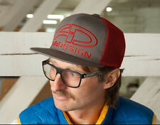 Air-Design Red/Grey Baseball Peak Hat Cap - Paramotor Paraglider Paramotoring