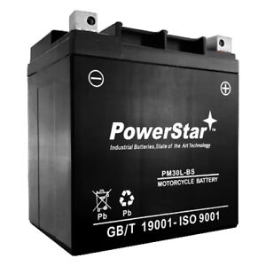POWERSTAR Replaces ETX30L Battery - 2 Year, Free Replacement Warranty Included