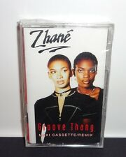 SEALED  Zhane Groove Thang maxi cassette