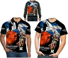 Lion of Scotland Rober The Bruce polo shirt new product