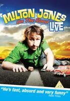 Nuovo Milton Jones - Live On The Strada DVD