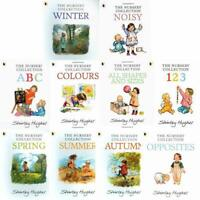 Early Learning The Nursery 10 Book Collection Set By Shirley Hughes