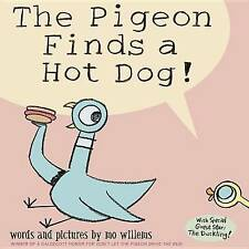 Pigeon Finds a Hot Dog! by Mo Willems (Hardback, 2004)