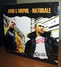 AMIR & MR PHIL NATURALE CD NUOVO SIGILLATO