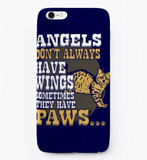 American Bobtail Angels Paws Gift Phone Case iPhone