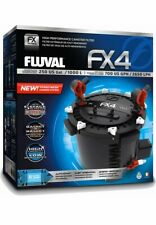 Fluval FX4 Canister Filter Includes ALL Media Complete Package