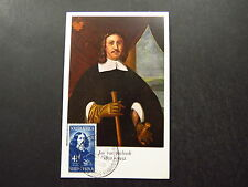 Postcard Maximum Card South Africa Jan van Riebeeck Kaapstad Capetown 1952