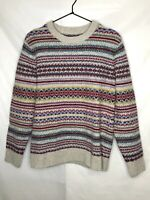 Abercrombie & Fitch Women Comfy Knit Sweater Pullover Size L Large