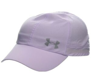 UNDER ARMOUR women's Armourvent cap reflective UPF30 1306291 Adjustable OSFA