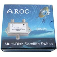 MULTISWITCH SW21 SW-21 SWITCH LNB FOR DISH NETWORK BEV