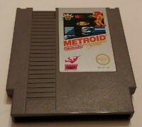 Metroid  NES Nintendo Game Tested Works Authentic Original