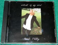 SANDI PATTY [PATTI], Artist of My Soul, CD