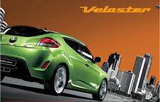 Smoke Door Sun Visor Molding  For  Hyundai Veloster (2012~on)  (3p)////