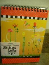 NWT Mary Engelbreit spiral note pad 80 pages from 2014