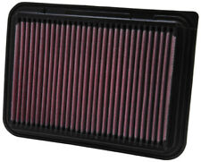 K&N Replacement Air Filter for Toyota Avensis Mk3 (T27) 1.6i (2009 > 2017)